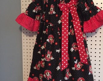 Minnie Mouse Dress size 5t