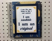 Laminated Planner Covers and Dashboards - Original
