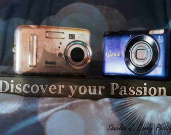 Discover your Passion Photo