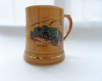 Wade Ireland Beer Tankard 1925 M.G.