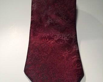 Oscar de la Renta - Vintage tie