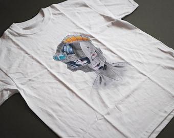 T-shirt freezer