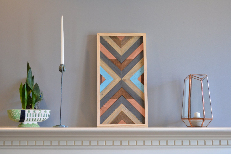 Wood Art Wall Art Tabletop Decor Southwest By Sweethomewiscago
