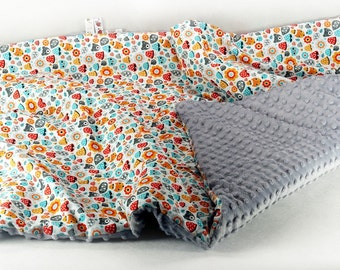 Coverlet for baby Forest Stories