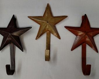 Star Hooks