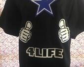 Dallas Cowboys fan t-shirt