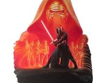 Star Wars Kylo Ren - Print