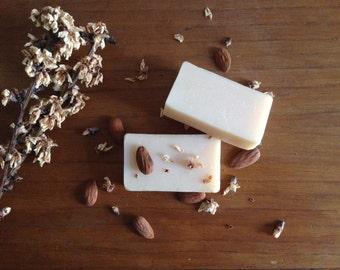 Delicate sweet almond SOAP