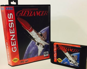 Gley Lancer for Sega Genesis ( English version)