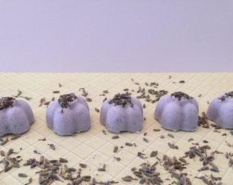 Bath Bombs - Mini Lavender