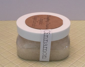 Organic Sugar Scrub - Cinnamon Stick