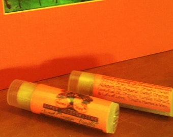 Organic Lip Balm, Sweet Orange Vanilla