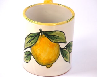 Coffee mug Sorrento design : Lovely Sorrento