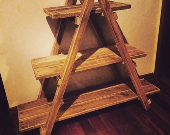 AFrame Pallet Shelving - Shipping NOT Included