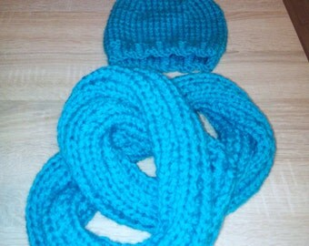 snood double Tower and bonnet