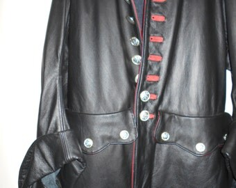 All Leather Pirate Frock!