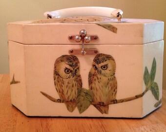 Original Annie Laurie Owl 3D purss