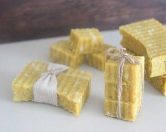 All-Natural Citrus Orange Soap
