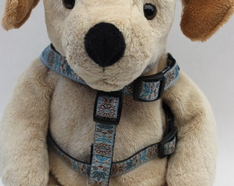 Boho Morocco Step-In Dog Harness