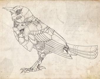 The Mechanical Bird