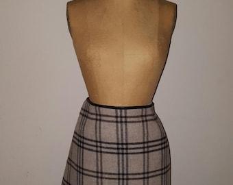 wool skirt size 14