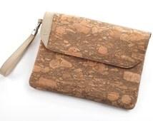 Collécte bags, Isaella, vegan,i-pad Envelope Case, Portfolio cover, i-pad Sleeve, Envelope Clutch, Gadget Case,Laptop Envelope, Gadget Cover