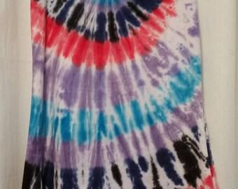 Hippie Tyedye Dress