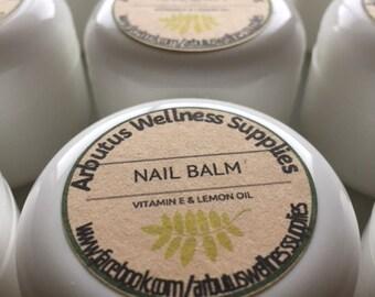 Nail and Cuticle Balm