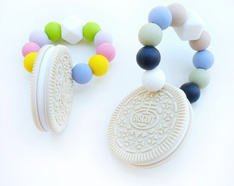 Creamy Vanilla Cookie Teether