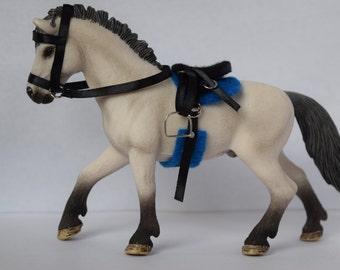 5 COLORS!! Schleich Horse English Riding Set