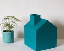 Paper cut cover box for tissue box - DIY KIT