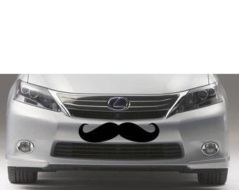 Mustache Decal | Mustache | Movember