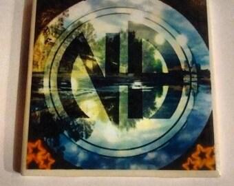 NA - Narcotics Anonymous - Single Coaster