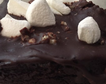 Organic Gluten Free Paleo S'mores Loaded Brownies Paleo Organic Gluten Free Gluten Free Paleo Brownies