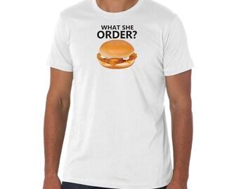 Kanye What she Order Fish Fillet shirt