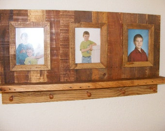 Hanging Picture Frames With Shelf