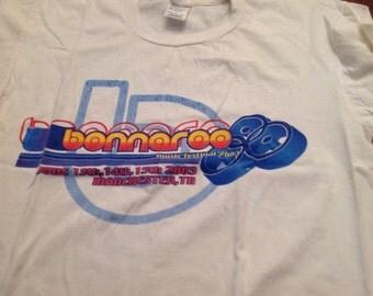 Bonnaroo 2003 shirt LG