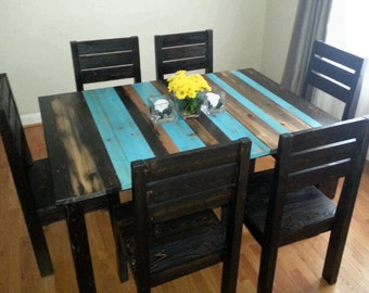 ... Scintillating Hand Painted Dining Room Furniture Ideas Exterior Hand  Painted Dining Room Tables Images Dining Table ...