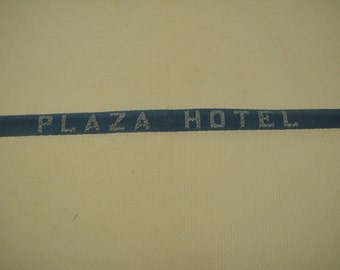 Antique Plaza Hotel towel