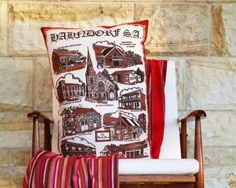 Hahndorf South Australia Souvenir Cushion