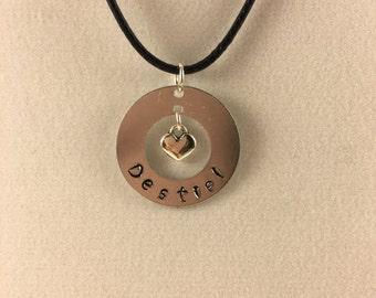 Supernatural Destiel Necklace