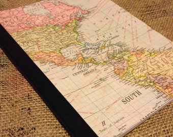 Map Notebook/Journal