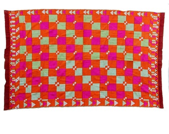 Phulkari from  Punjab (India)