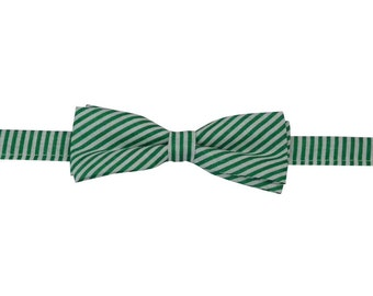 Striped bow ties, coloured bow ties,   toddlers boys bow ties, shop bow ties, slim bow ties