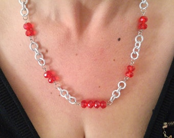 CRYSTAL NECKLACE WOMEN