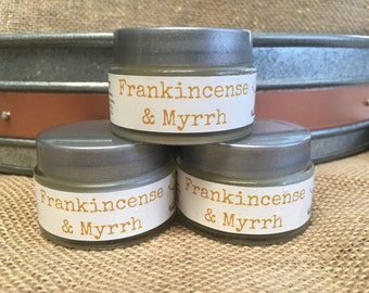 Frankincense & Myrrh Eye Butter