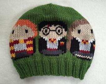 Toddler Harry Potter Inspired Beanie