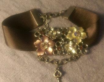 Harvest Floral Bracelet