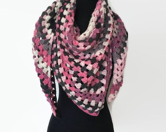 The 'You could be my flamingo' scarf