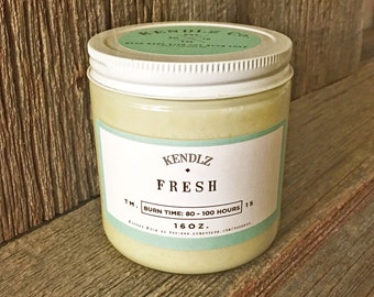 Fresh - Phthalate Free Soy Candle